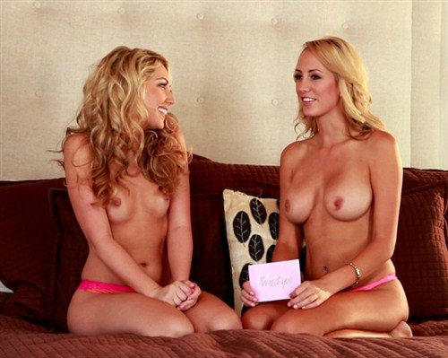 Brett Rossi, Sarah Peachez - Sarah Is A Tasty Peach - Twistys  (2012/HD/720p)