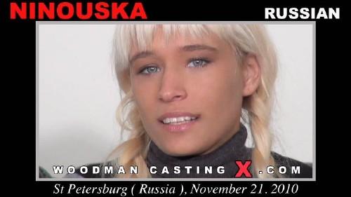 Ninouska (2010/WoodmanCastingX/HD)