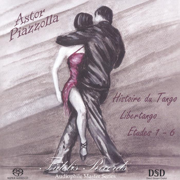 [SACD-R][OF] Atis Bankas & Simon Wynberg - Piazzolla - Histoire Du Tango, Libertango & Etudes 1-6 - 2001/2002 (Tango)