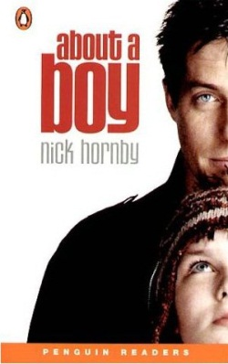 Hornby Nick - About a boy (Адаптированная аудиокнига Level 4)