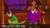 ���� � ������������ / Foodfight! (2012) DVDRip