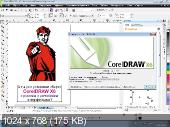 CorelDRAW Graphics Suite X6 16.0.0.707 RePack by MKN + Rus