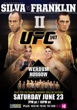 UFC 147: Silva vs. Franklin II - PPV (2012) HDTV 1080p