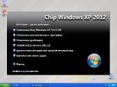 Chip Windows XP 2012.06 DVD