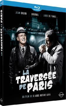 ����� ����� / La traversee de Paris (1956) BDRip 720p