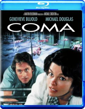 Кома / Coma (1978) BDRemux 1080p
