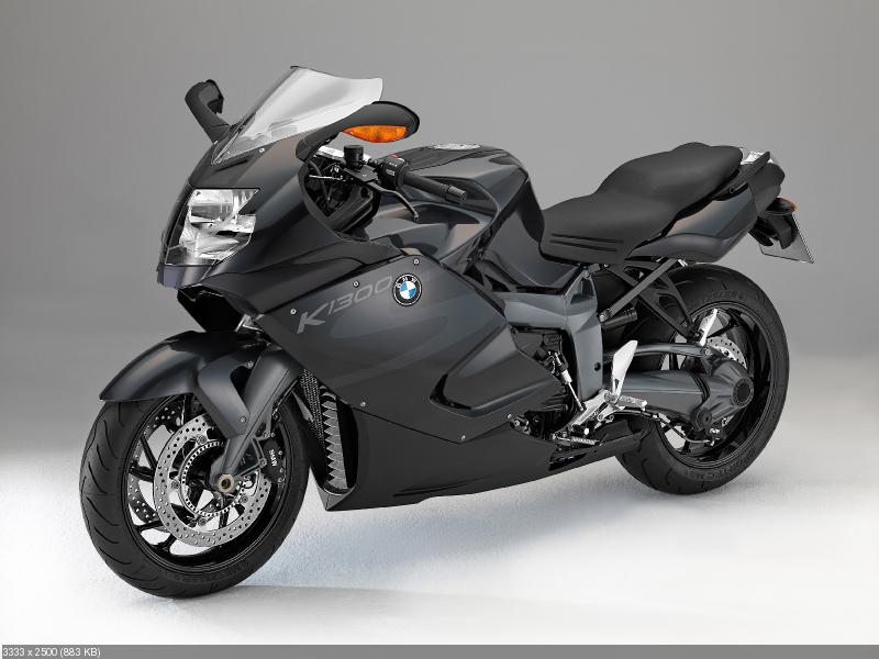 Мотоциклы BMW K1300R 2013 и BMW K1300S 2013