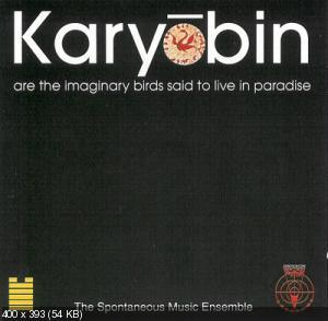 Spontaneous Music Ensemble - Karyobin [1968]