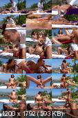April O'Neil - Vacation Flirtation (2012/HD/1080p)
