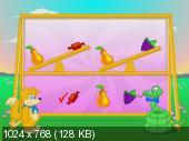 Лесная школа 2. Задачки для малышей (PC/RUS)