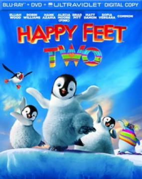 Делай ноги 2 / Happy Feet Two (2011) Blu-Ray CEE 1080p