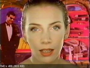 Eurythmics - Savage (1991) VHSRip