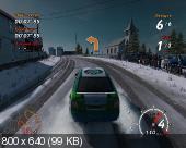 SEGA Rally (RePack UniGamers/RUS)