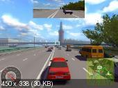 Экзамен ПДД. Самоучитель вождения по городу (2012/RUS/PC/Win All)