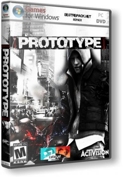 Prototype (2009) PC | RePack от R.G. Catalyst
