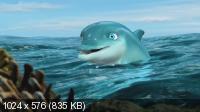 Дельфин: История мечтателя / El delfin: La historia de un sonador (2009) HDRip-AVC