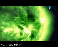 BBC: ��������� ����: ������ ������� �����? / BBC: Solar Storms The Threat to Planet Earth (2012) HDTV 720 + SATRemux