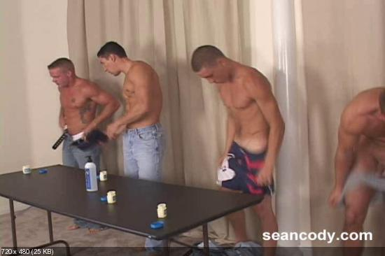 off naked contest jerk
