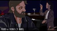 Пробуждение жизни / Waking Life (2001) BD Remux + BDRip 720p + BDRip