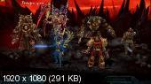 Warhammer 40,000: Dawn of War II: Retribution + 18 DLC (RePack Механики)