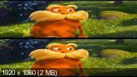 Лоракс 3D / Dr. Seuss' The Lorax 3D (2012) BDRip 1080p