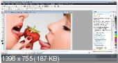 CorelDRAW Graphics Suite X6 v.16.1.0.843 x32/x64 (2012/RUS/PC/Win All)