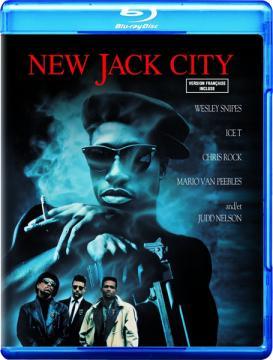 Нью-Джек-Сити / New Jack City (1991) Blu-ray Disc 1080p