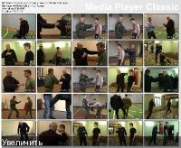 Обучающий кинофильм - Техника ударов по болевим точкам (2011) DVDRip
