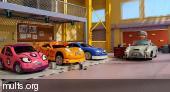 Рори - гоночный автомобиль. Устроим шоу / Roary the Racing Car. Putting on a Show (2011)