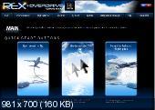Real Environment Xtreme для Microsoft Flight Simulator X