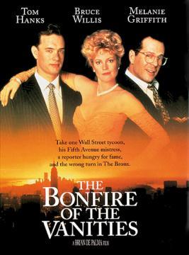 Костер тщеславий / The Bonfire of the Vanities (1990) BDRip 1080p