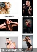 Amazing SS - Music Girls, 25xJPGs