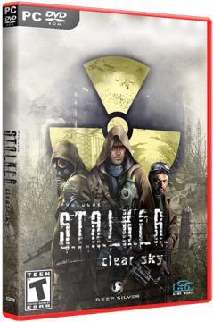 S.T.A.L.K.E.R.: Чистое Небо / S.T.A.L.K.E.R.: Clear Sky (2008) PC   Repack by SlaY3RRR