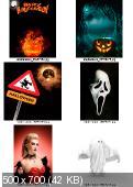 Amazing SS - Halloween & Gothic, 25xJPGs