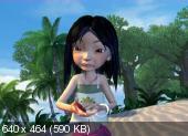 Волшебная страна чудес (26 серий из 26) / Magic Wonderland (2008) DVDRip