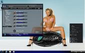 Темы девушки для windows 7