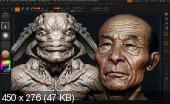 Pixologic ZBrush 4R4 (2013/ENG/PC/Win All)