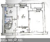 2 лоджии (7+4 кв.м)... Продается 2-х комнатная квартира, 3 этаж девятиэтажного кирпичного дома.  МЖК Интернационалист.