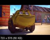 От винта 3D (2012) DVDRip