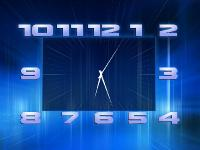 Скринсейверы Часы 1.0 (RUS)