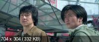 Новая полицейская история / New police story / Xin jing cha gu shi (2004) BDRip 720p + HDRip 2100/1400 Mb