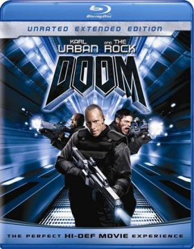 Дум (Расширенная версия) / Doom (Unrated Extended edition) (2005) BDRip 720p