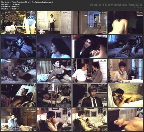 Tab American Style 1: Ruthless Launch (1985) Erotic Movies - HD Clips - Magazines - Vintage Erotic