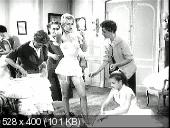 Её брачная ночь / La Mariee est trop belle (1956) DVDRip