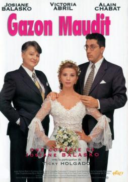 Французский твист / Gazon maudit / French Twist (1995) BDRemux 1080p