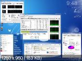Microsoft Windows 7 Ultimate Ru x86 SP1 NL2 by OVGorskiy® 09.2012