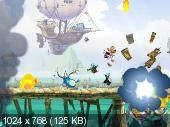 Rayman Origins (2012/Repack Origami/RU)