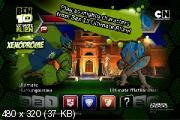 Ben 10 Xenodrome v1.0.4 для Android (Аркада)