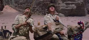 Lawrence z Arabii / Lawrence of Arabia (1962) 720p.BRRip.XviD.AC3.PL-STF / Lektor PL